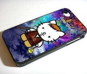 Daryl Dixon Galaxy Nebula Space - Custom iPhone 4/4S, iPhone 5, Samsung Galaxy S3 Case