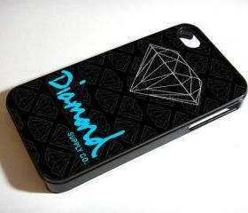 DIAMOND SUPPLY - Custom iPhone 4/4S, iPhone 5, Samsung Galaxy S3 Case
