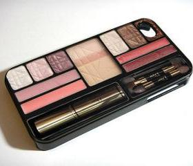 Eyeshadow Makeup Set - Custom iPhone 4/4S, iPhone 5, Samsung Galaxy S3 Case