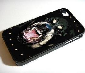 GIVENCHY DOG - Custom iPhone 4/4S, iPhone 5, Samsung Galaxy S3 Case