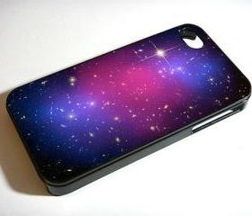 Glamorous Galaxy Nebula - Custom iPhone 4/4S, iPhone 5, Samsung Galaxy S3 Case