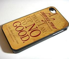i solemnly swear that i am harry potter - Custom iPhone 4/4S, iPhone 5, Samsung Galaxy S3 Case