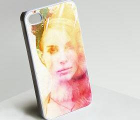Lana Del Rey - Custom iPhone 4/4S, iPhone 5, Samsung Galaxy S3 Case