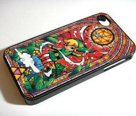 Legend of Zelda - Custom iPhone 4/4S, iPhone 5, Samsung Galaxy S3 Case