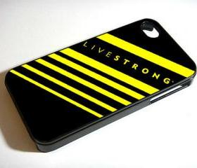 LIVESTRONG - Custom iPhone 4/4S, iPhone 5, Samsung Galaxy S3 Case