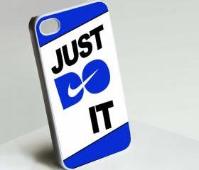 Nike-Just do it - Custom iPhone 4/4S, iPhone 5, Samsung Galaxy S3 Case