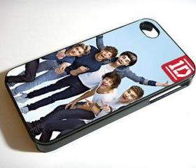 One Direction Cool Style - Custom iPhone 4/4S, iPhone 5, Samsung Galaxy S3 Case